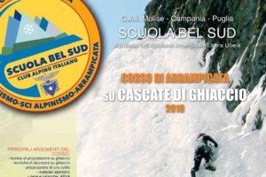 BEL SUD: Corso di arrampicata su cascate di ghiaccio