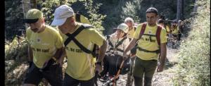 La montagna per tutti: il Cai lancia la scala di difficoltà dei sentieri accessibili