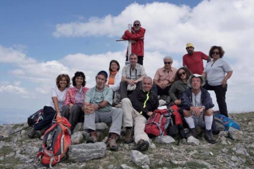 Monte Papa, 2016-08-27