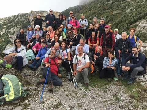 Monte Tre Calli, 2016-11-20